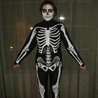 Skeleton costumes online shop