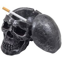 skull ashtrays for sale