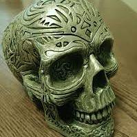 Skull decor for sale