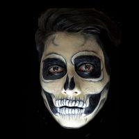 Skull makeup for sale