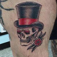Skull tattoo online shop